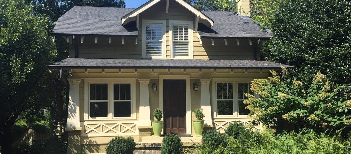 Atlanta before house