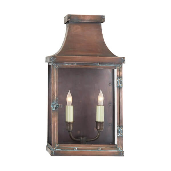 Visual Comfort E.F. Chapman 18 in Bedford Wall Light