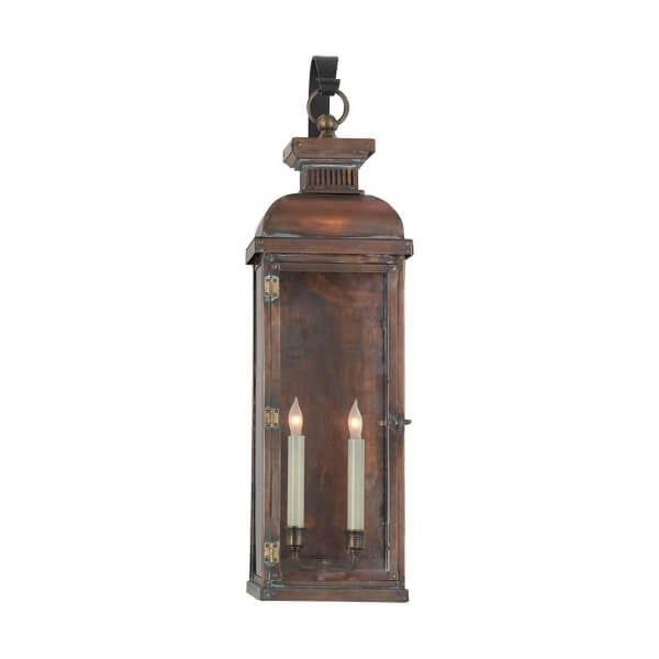 Visual Comfort E.F. Chapman 29 in Suffork Hanging Lantern