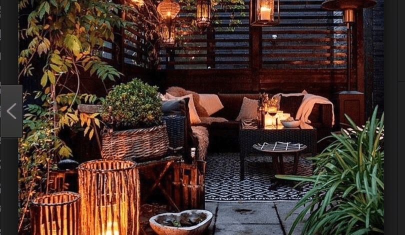 outdoor porch lighting