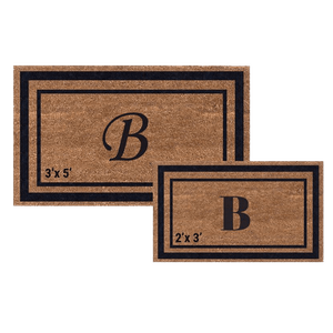 Welcome mats brick&batten