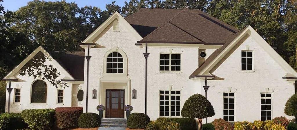 Atlanta classic painted white