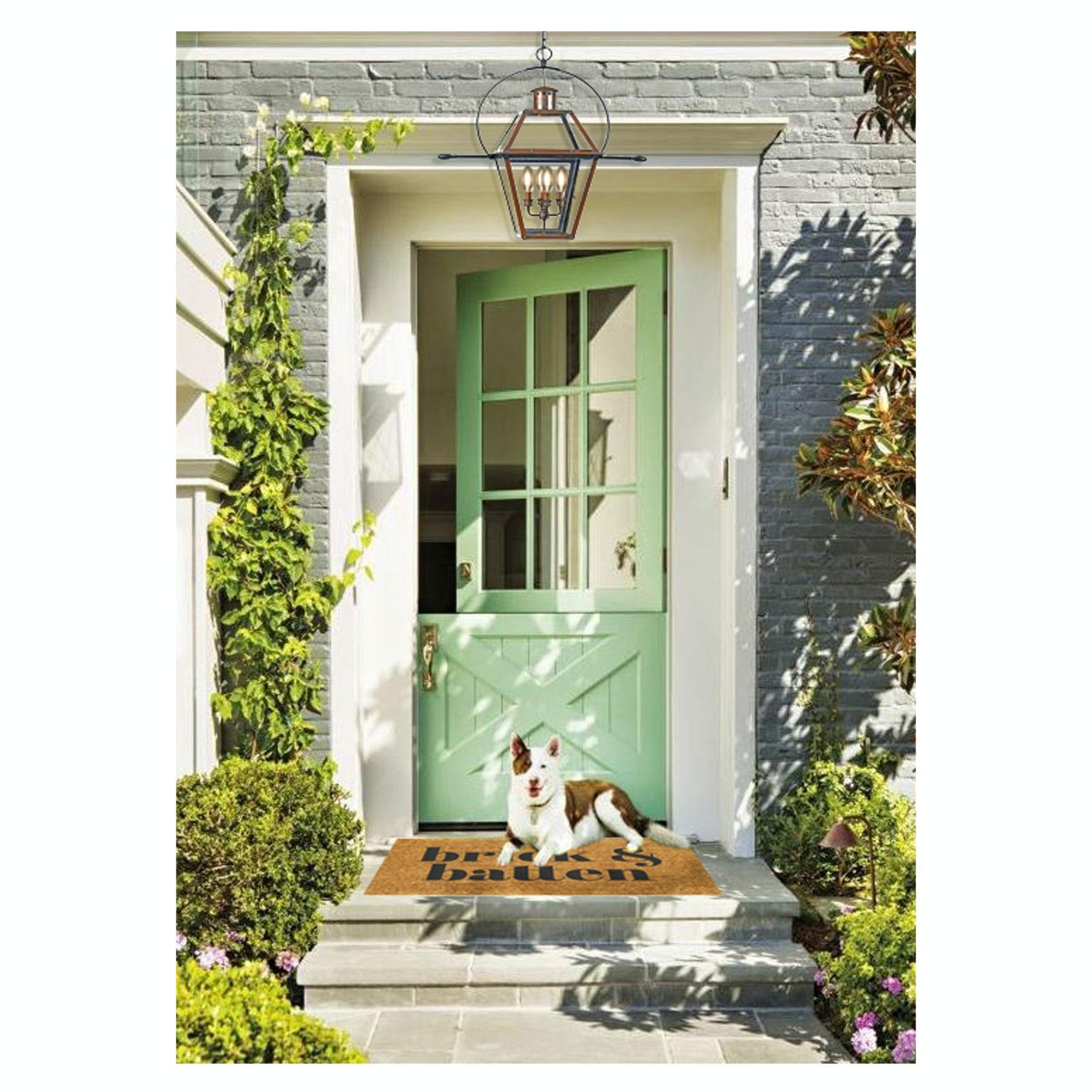 Quoizel Pendent Doorway Post (3)
