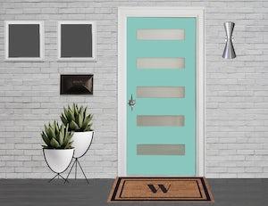 Wilson - Turquoise Doorway