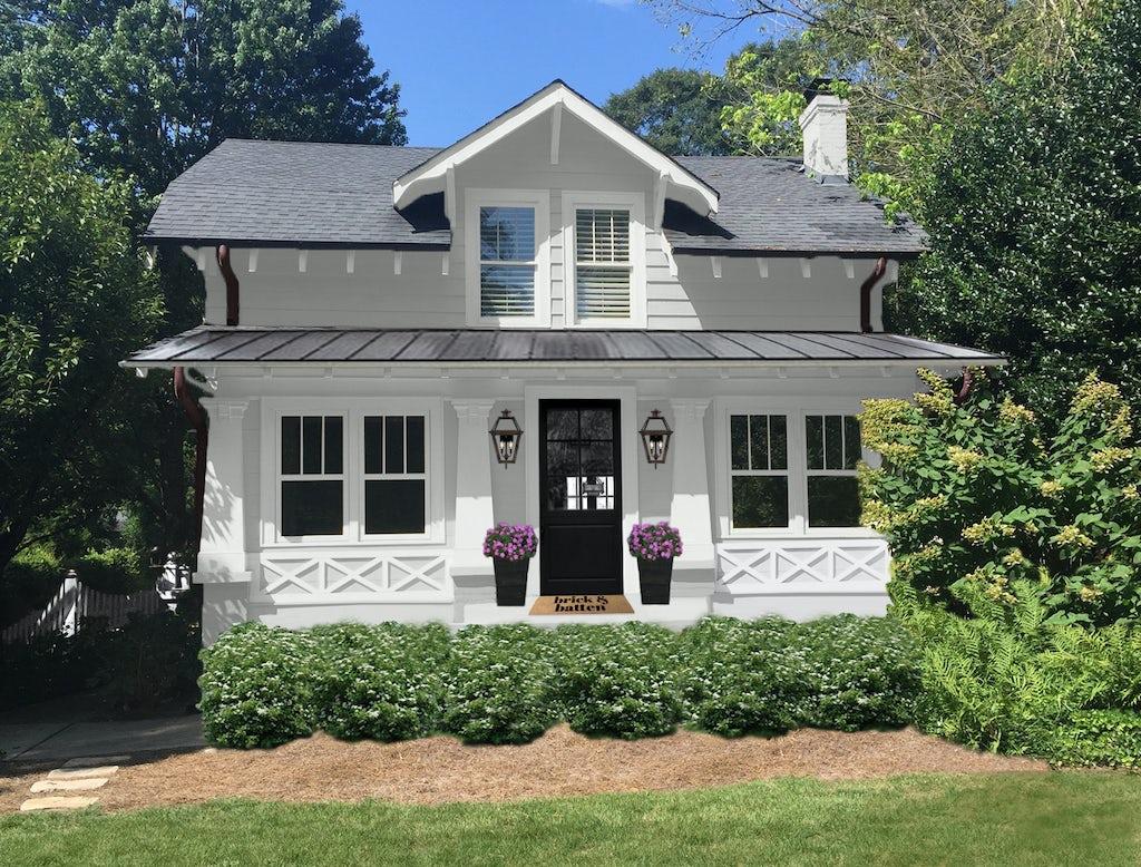 Garden Hills client After