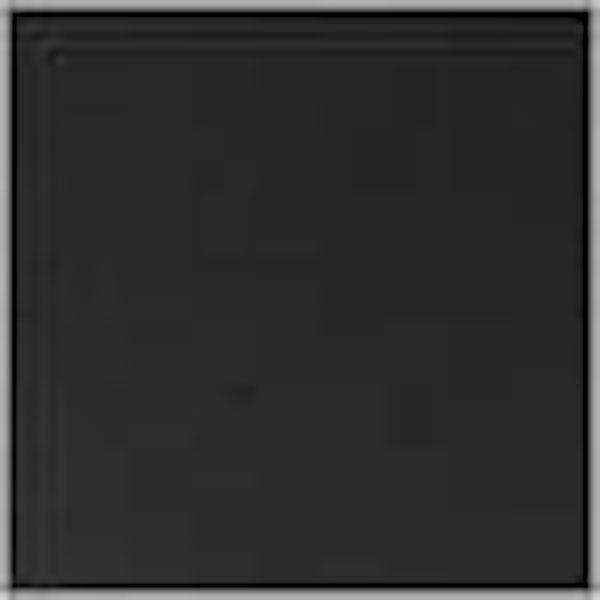black planter paint swatch