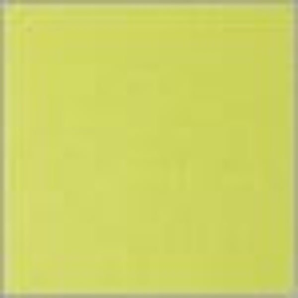 Chartreuse paint swatch