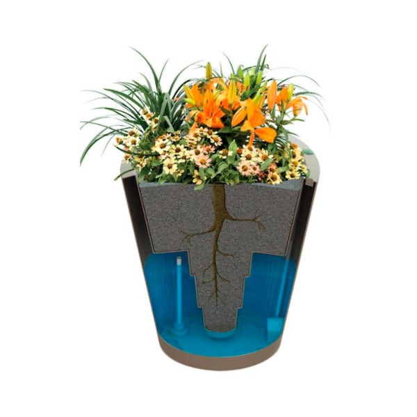 Camden Self Watering Planter