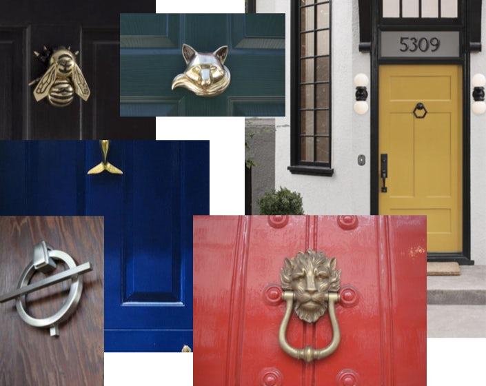 accessory door knocker