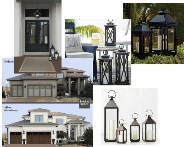 summer accessory lanterns
