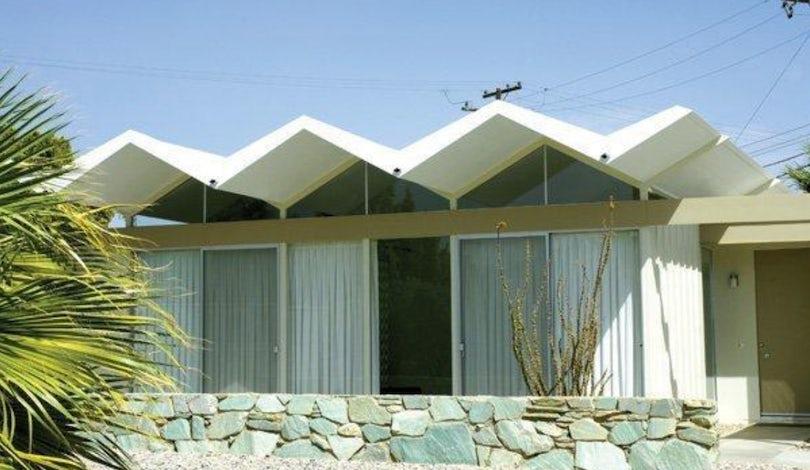 zigzag roof