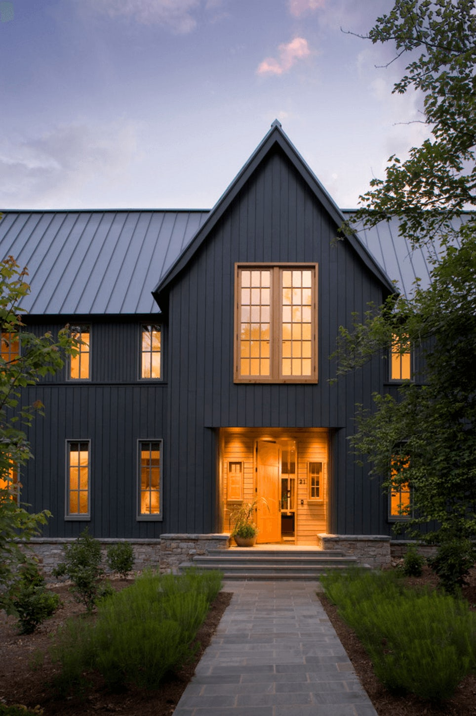 black home exterior brickandbatten