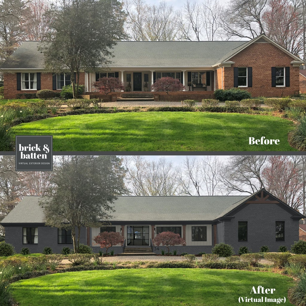 Traditional Ranch with Updated Curb Appeal