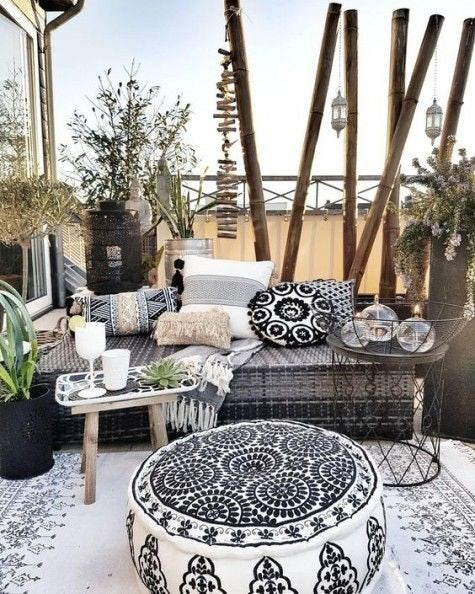 outdoor mixed materials