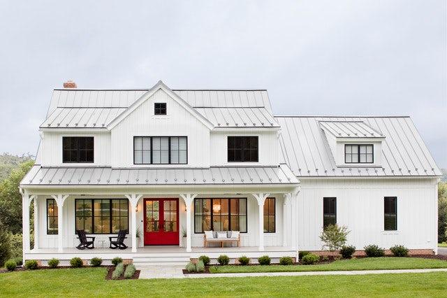 Modern Farmhouse Windows