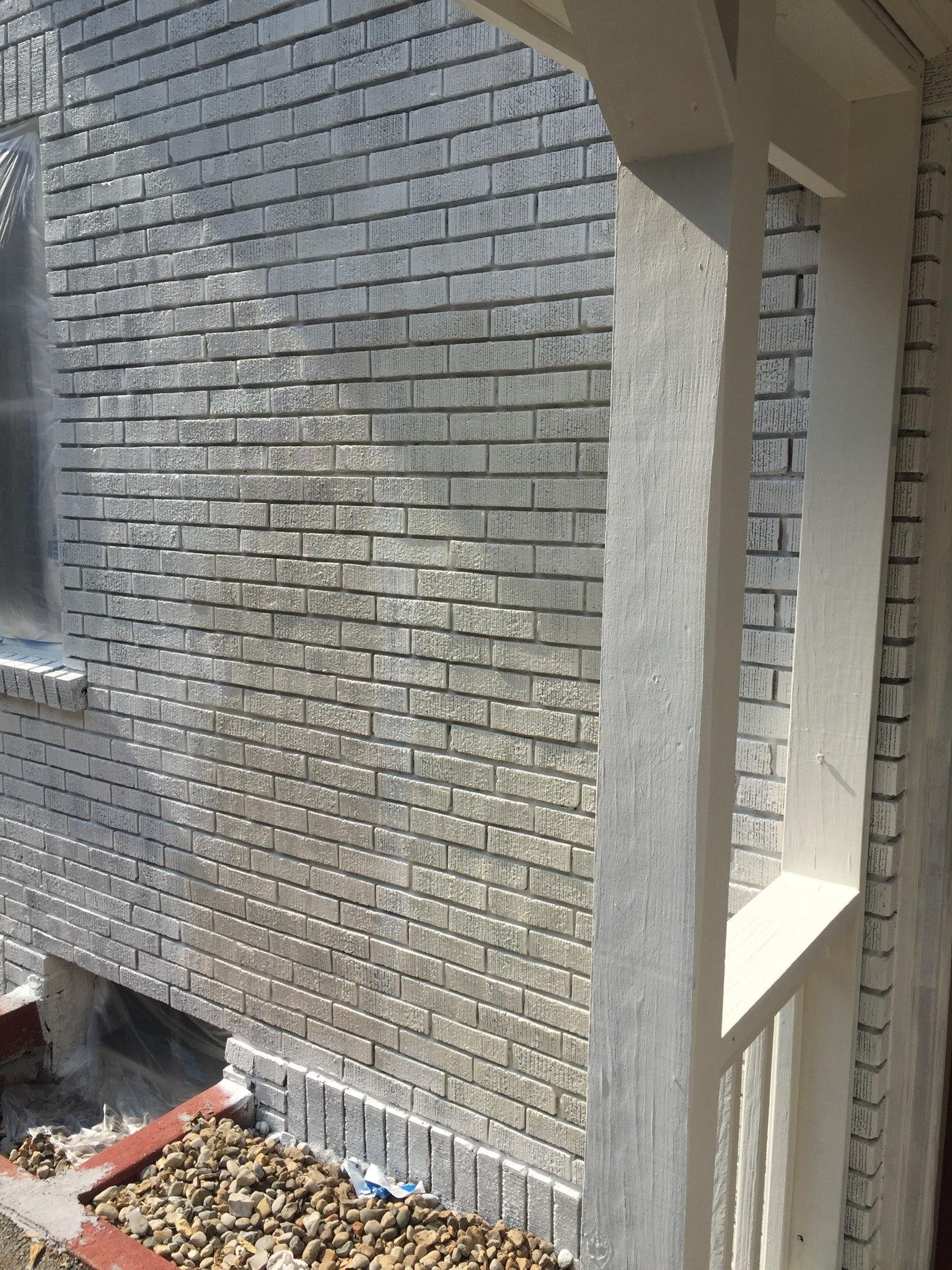 primed brick