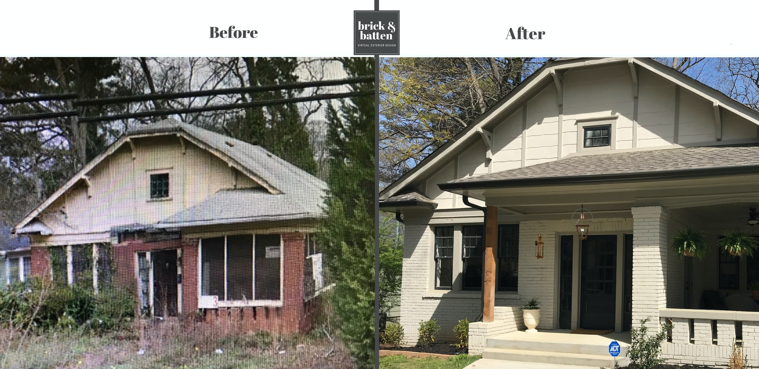 before&after makeover