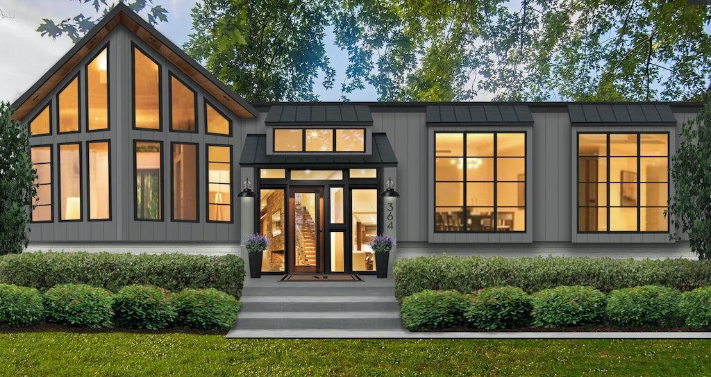 18 Predictions for 2020 Exterior Home Design | Blog