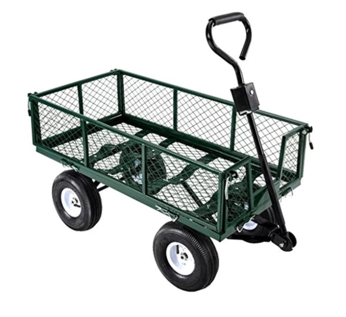 garden wagon to use for Thanksgiving outdoors