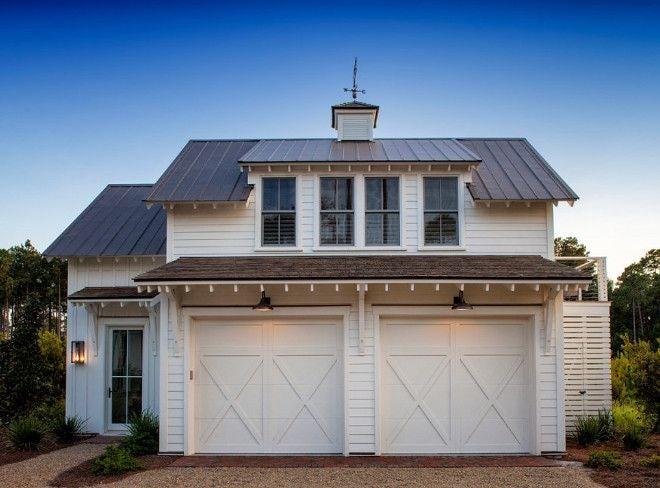 farmhouse garage