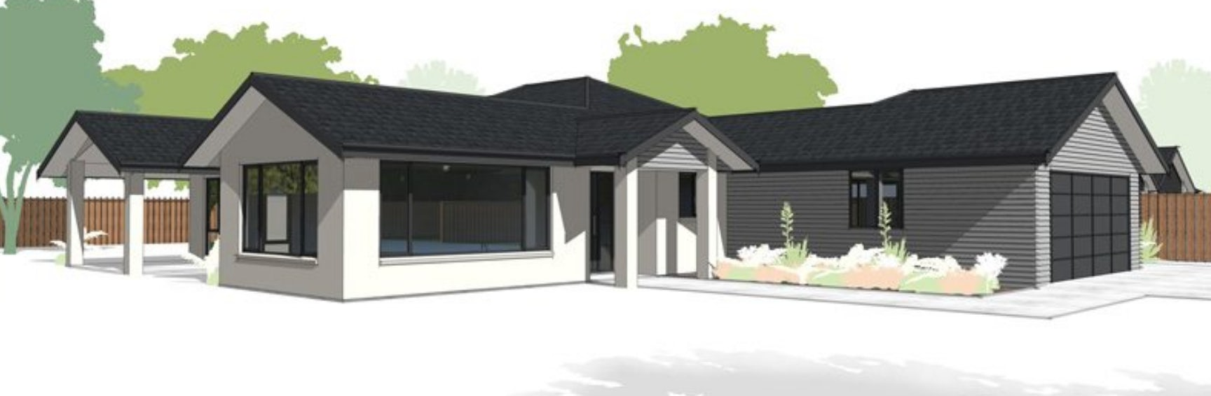 Home Rendering Example by Urban