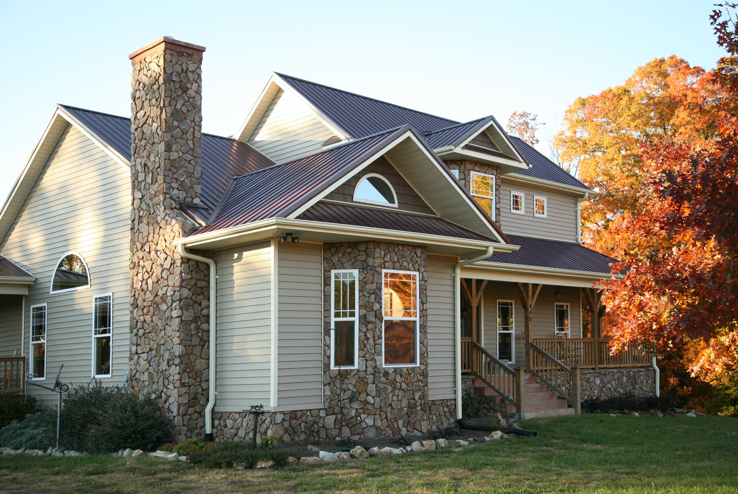 Cobble Stone House