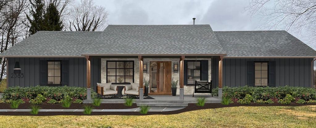 exterior-brick-paint-modern-splendid-painted