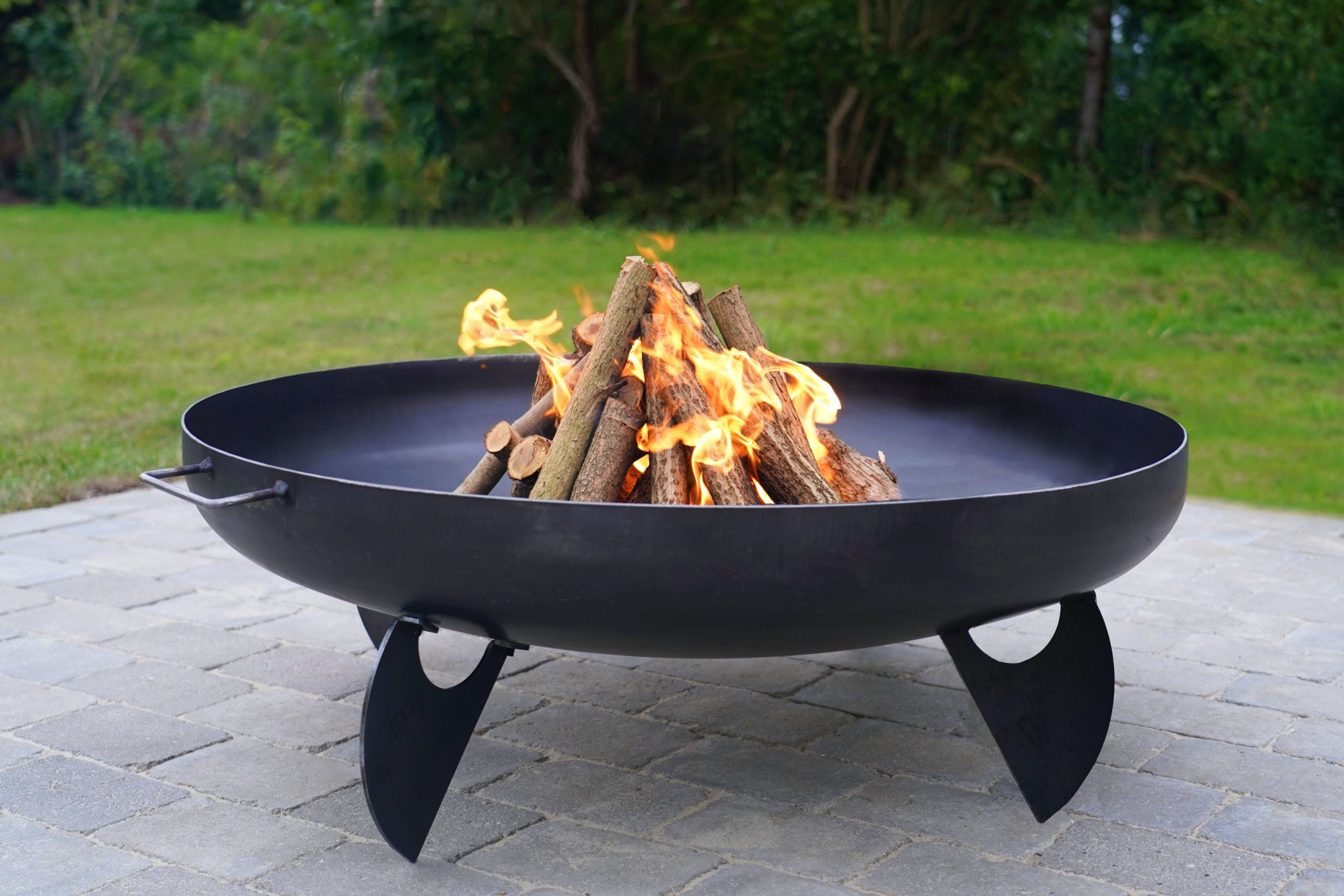 movable fire pit