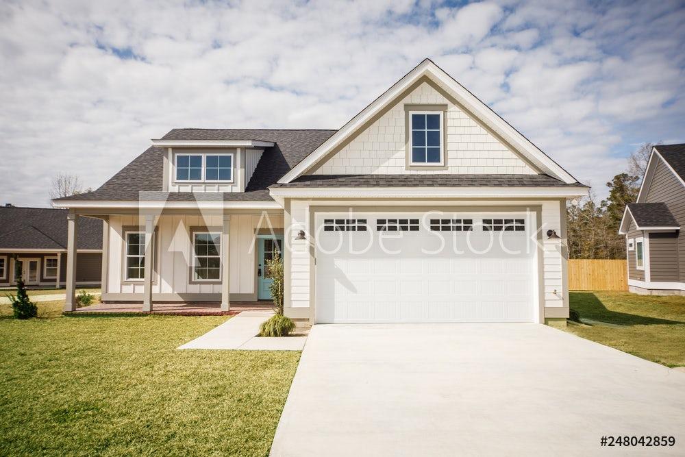 White Dove house