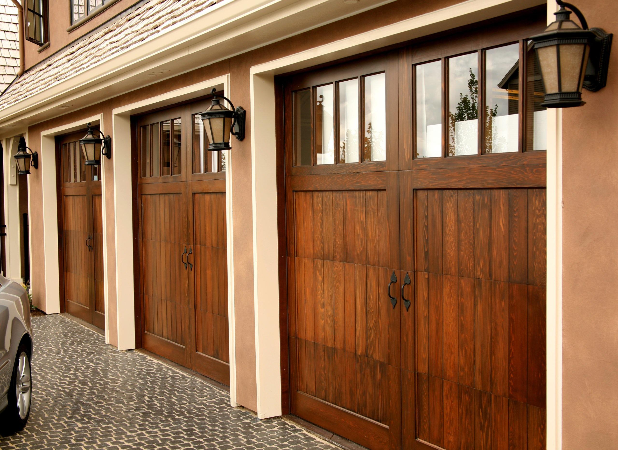 tudor carriage doors