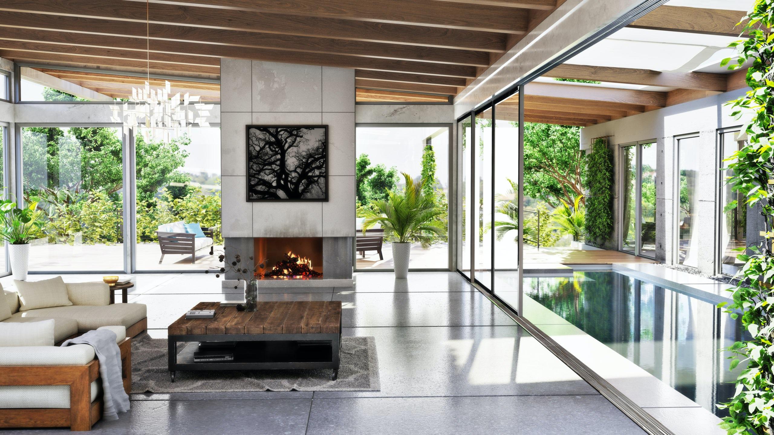 comfortable porch furniture