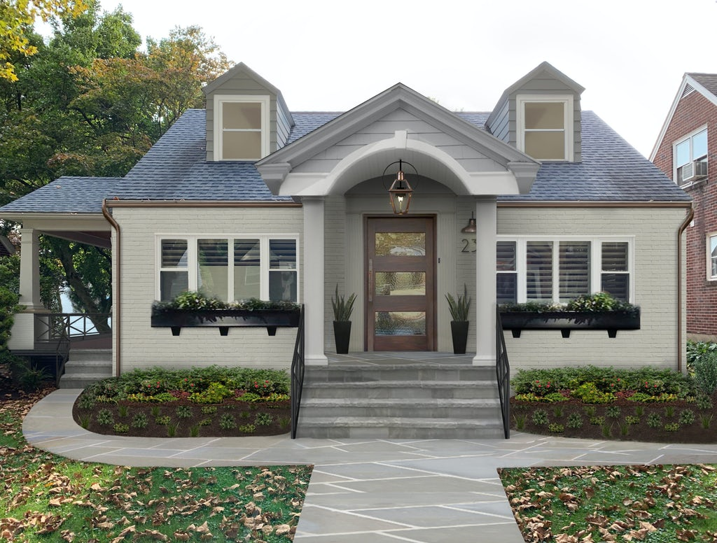 The after rendering of Marybeth Lavery's home in Hershey, PA