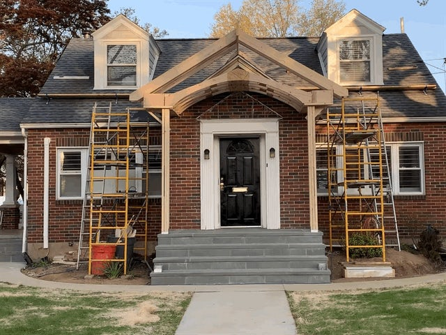 Marybeth Lavery home renovation process part #3